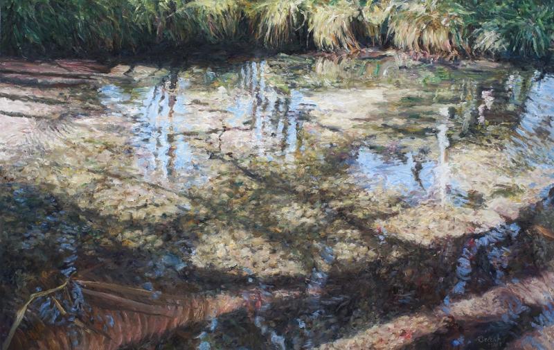 Malen wie Monet
